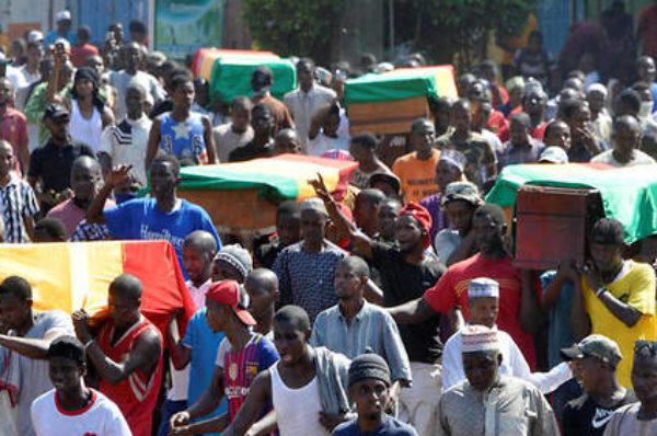 La si préoccupante crise politique guinéenne