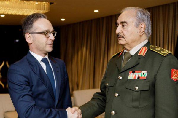 La conférence de Berlin sur la paix en Libye se prépare