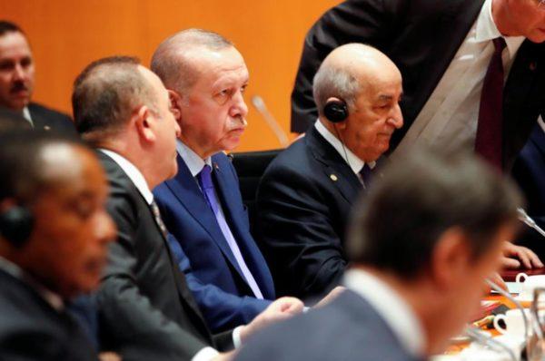 Libye: le président turc Erdogan reste prudent après l'accord de Berlin