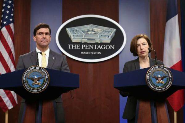 La France appelle les Etats-Unis à maintenir leur soutien militaire au Sahel, sans recevoir de garanties