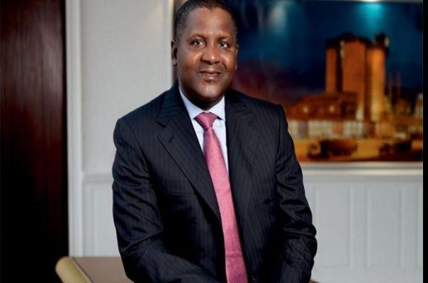 Football : Arsenal, objectif du milliardaire nigérian Aliko Dangote