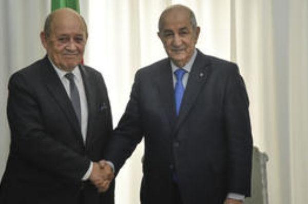La France relance sa relation avec l'Algérie, partenaire dans une région en crise