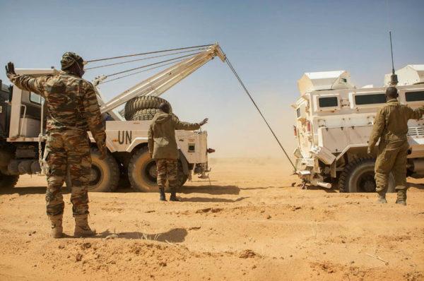 Les Etats-Unis demandent aux Européens d'aider militairement la France au Sahel