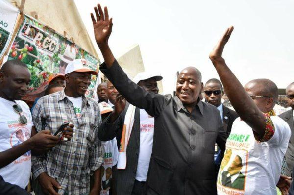 CÔTE D'IVOIRE : Dialogue politique, visite à Oumé et Gagnoa, rentrée politique très chargée pour Gon Coulibaly