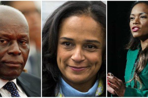 Angola : la timide contre-attaque du clan dos Santos en faveur d'Isabel