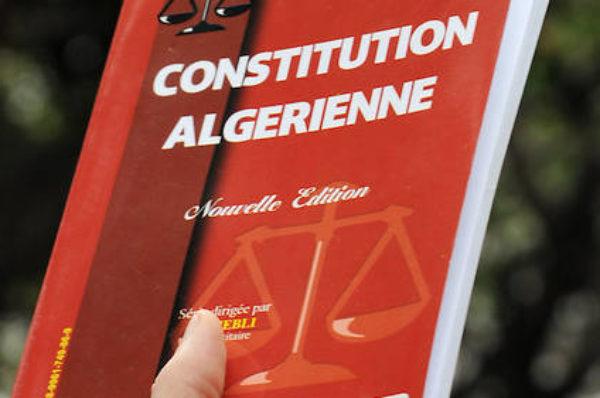 Quelle Constitution pour l'Algérie de l'après-Bouteflika ?