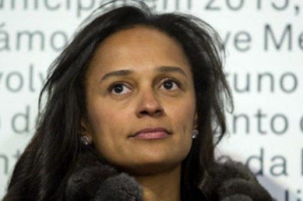 Angola: inculpée, Isabel dos Santos rejette les accusations portées contre elle