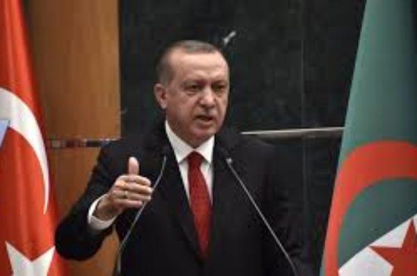 Erdogan en visite à Alger : Libye et coopération économique au menu des discussions