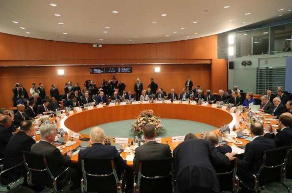 En Libye, la communauté internationale veut mettre fin aux ingérences étrangères