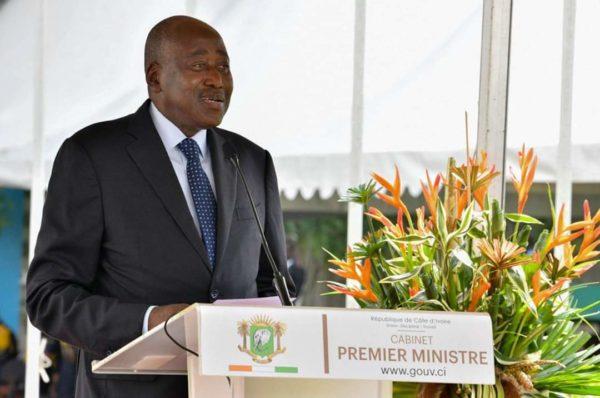 CÔTE D'IVOIRE : Vœux du nouvel an et rencontres au sommet, Gon Coulibaly pour un climat propice aux investissements