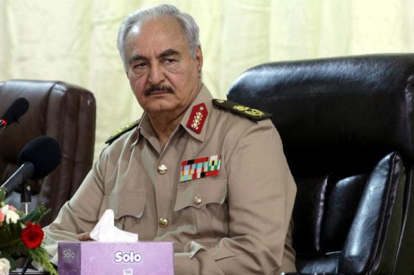 Libye : le maréchal Haftar appelle à la mobilisation contre une intervention militaire turque