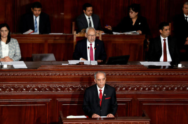 Le Parlement tunisien rejette le gouvernement proposé par Habib Jemli