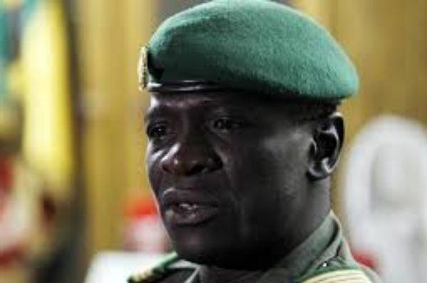 Mali : liberté provisoire pour le général Amadou Sanogo