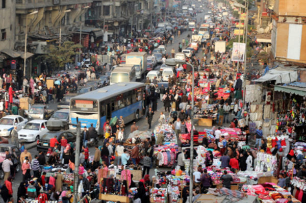 L'Egypte face au défi de la surpopulation