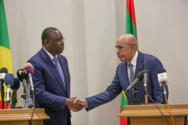 La Mauritanie et le Sénégal renforcent leur coopération, de la pêche à la lutte contre le djihadisme