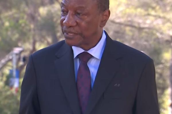 Guinée : Alpha Condé n'exclut pas une nouvelle candidature présidentielle