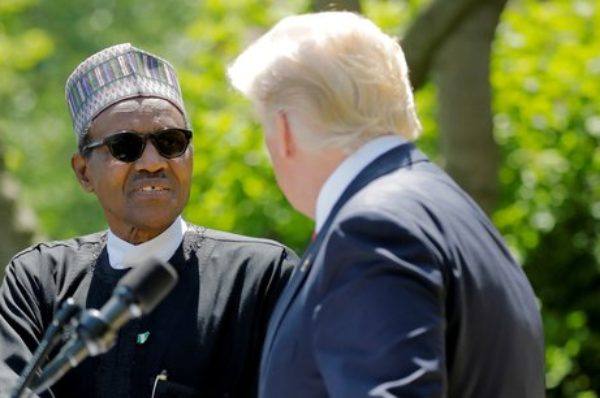 Visa Nigeria – Etats-Unis : l'appel de Buhari à Trump