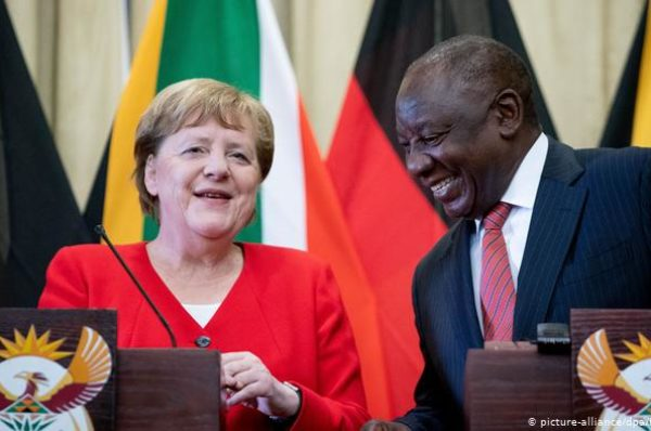L'Afrique australe, base économique de Berlin sur le continent