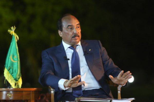 Mauritanie : l'ancien président Mohamed Ould Abdelaziz entendu par la police