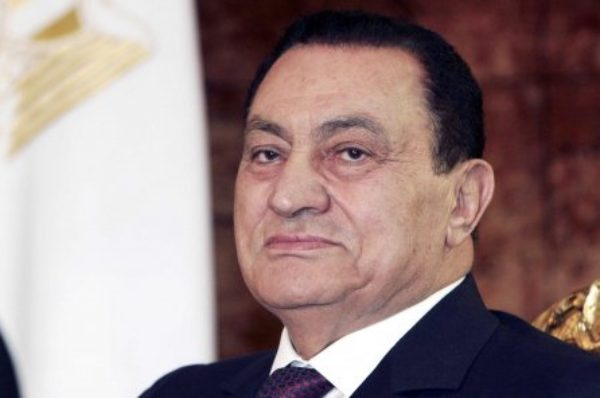 Égypte : l'ex-président Hosni Moubarak est mort