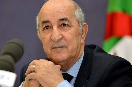 Relations franco-algériennes : « Nous ne renoncerons jamais à notre mémoire », déclare le président algérien Tebboune