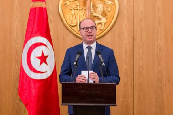 En Tunisie, le parti Ennahda soutient le gouvernement remanié d'Elyes Fakhfakh
