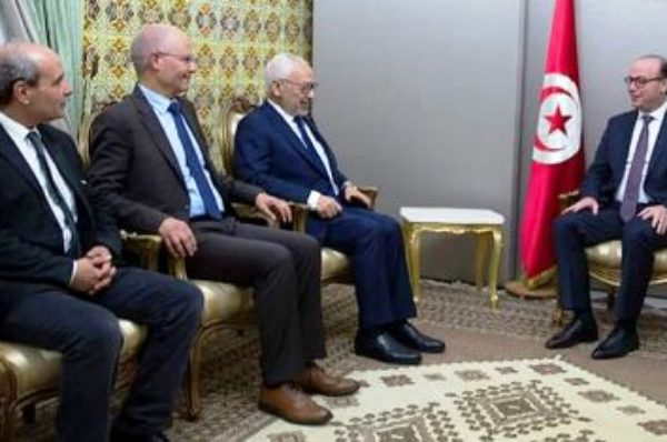 Tractions autour du nouveau gouvernement en Tunisie : Ennahdha et Qalb Tounes débloquent la situation