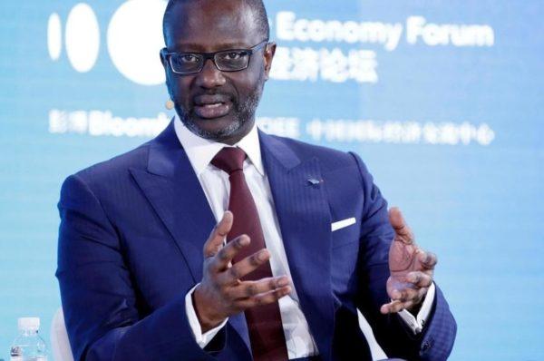 Credit Suisse : Tidjane Thiam a démissionné