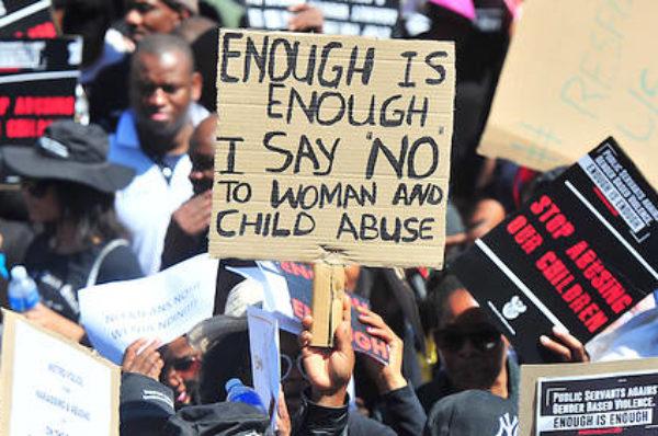 L'Afrique du Sud malade de ses viols