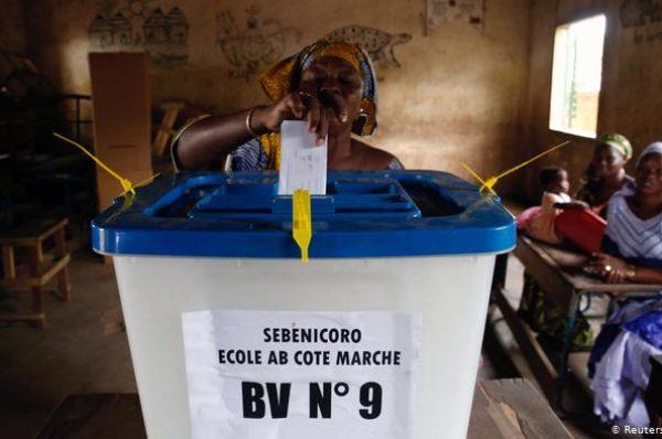 Un fort taux d'abstention lors des législatives au Mali