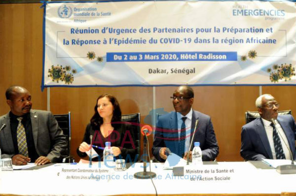 Afrique: l'ONU pour un plan d'actions conjoint de lutte contre le Covid-19