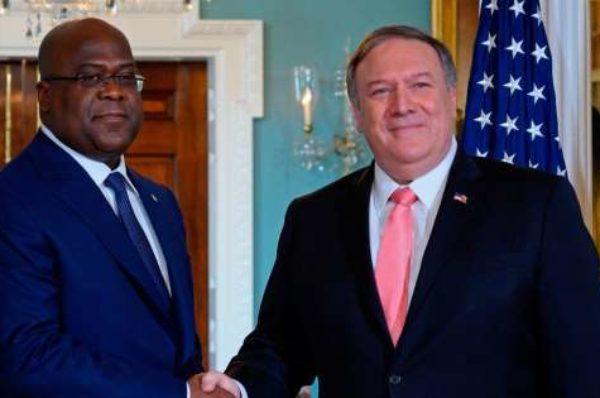 Félix Tshisekedi s'engage avec Israël et les Etats-Unis