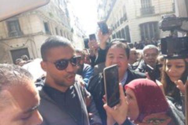 Algérie : le journaliste Khaled Drareni libéré mais placé sous contrôle judiciaire
