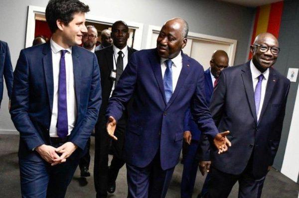 CÔTE D'IVOIRE : Rencontres d'Abidjan sur la problématique des villes durables, audience à Julien Denormandie, Gon Coulibaly toujours à la tâche