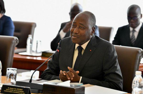 CÔTE D'IVOIRE : Renoncement à un troisième mandat, Gon Coulibaly rend hommage à Ouattara