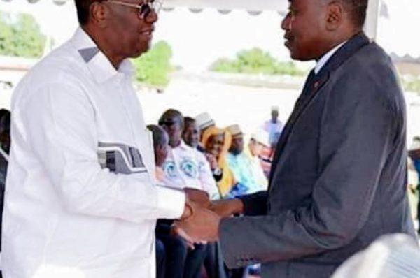 CÔTE D'IVOIRE : présidentielle 2020, Gon Coulibaly, le choix de raison de Ouattara
