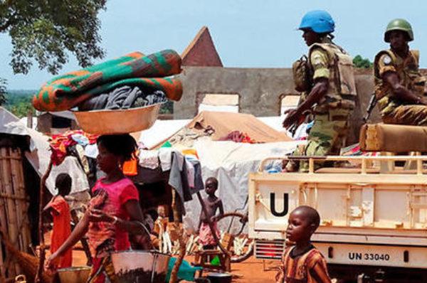 La Centrafrique affirme que des exactions ont été perpétrées par des rebelles, mais aussi par sa propre armée et des « instructeurs russes » alliés