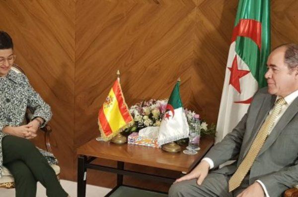 Alger et Madrid « d'accord à 100 % » sur leur frontière maritime