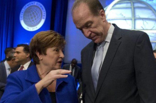 22 milliards de dollars débloqués par la Banque mondiale et le FMI pour lutter contre le coronavirus
