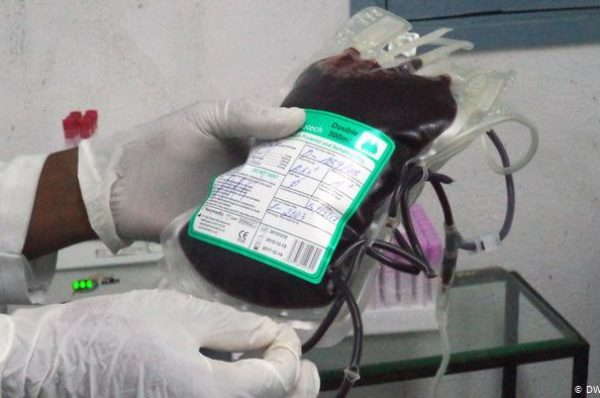 Inquiétudes en Afrique sur la baisse des dons sanguins