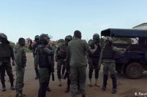 Human Rights Watch épingle les forces de l'ordre de Guinée