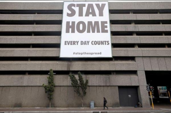 Covid-19 : l'Afrique du Sud réimpose un couvre-feu