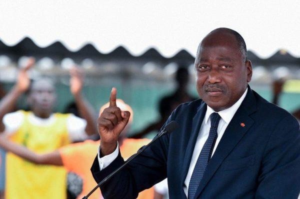 CÔTE D'IVOIRE : Pas de répit pour Gon Coulibaly dans la bataille contre le Covid-19