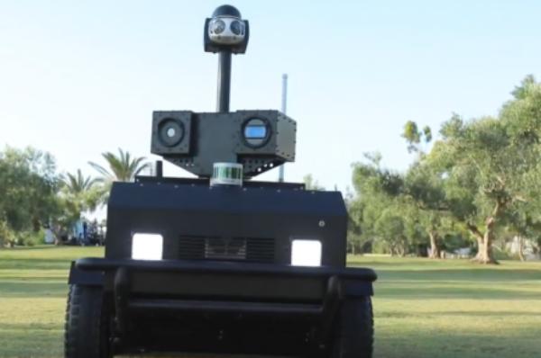 En Tunisie, des robots pour faire respecter le confinement