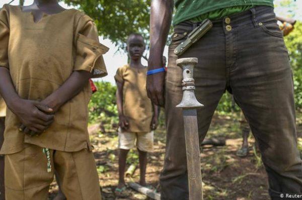Plus d'un enfant sur deux sont obligés de travailler en Centrafrique
