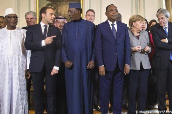 Première réunion de la Coalition pour le Sahel