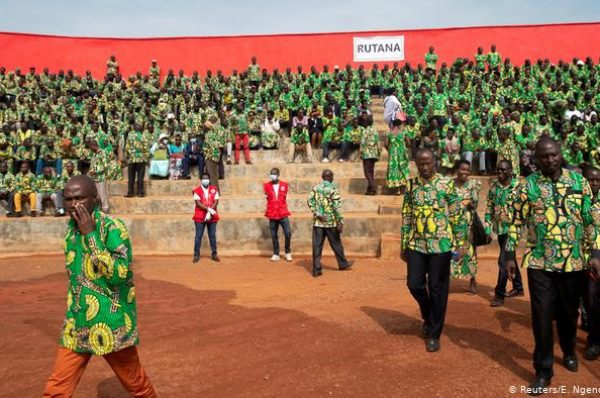 L'augmentation des cas de Covid-19 au Burundi inquiète