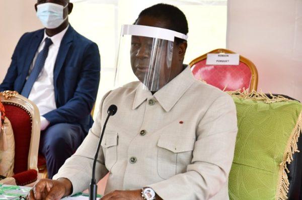 Présidentielle en Côte d'Ivoire : l'ancien président Bédié et un ex-premier ministre candidats