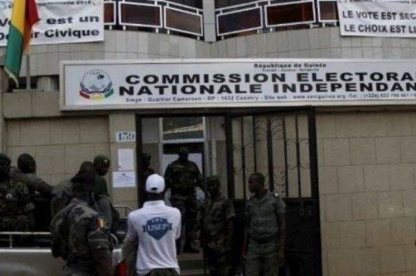 Présidentielle en Guinée: la Céni propose la date du 18 octobre 2020