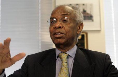 Ahmedou Ould Abdallah, président centre4s, ancien Représentant spécial des Nations unies pour l'Afrique de l'Ouest et ancien ministre des Affaires étrangères de Mauritanie. (Crédits : DR)